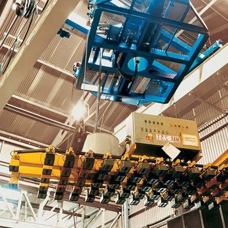Ingénierie Electrique & Mécanique - pour le levage & la séparation magnétiques