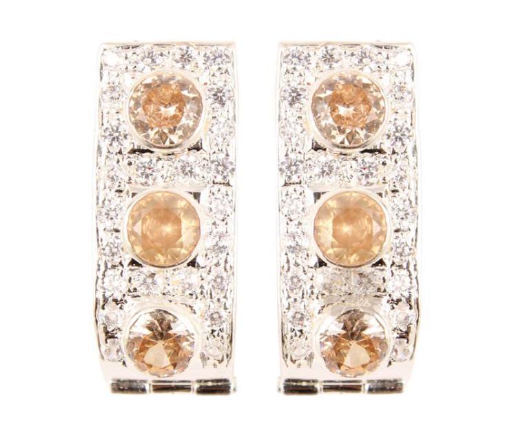 Classic Silver Earrings -