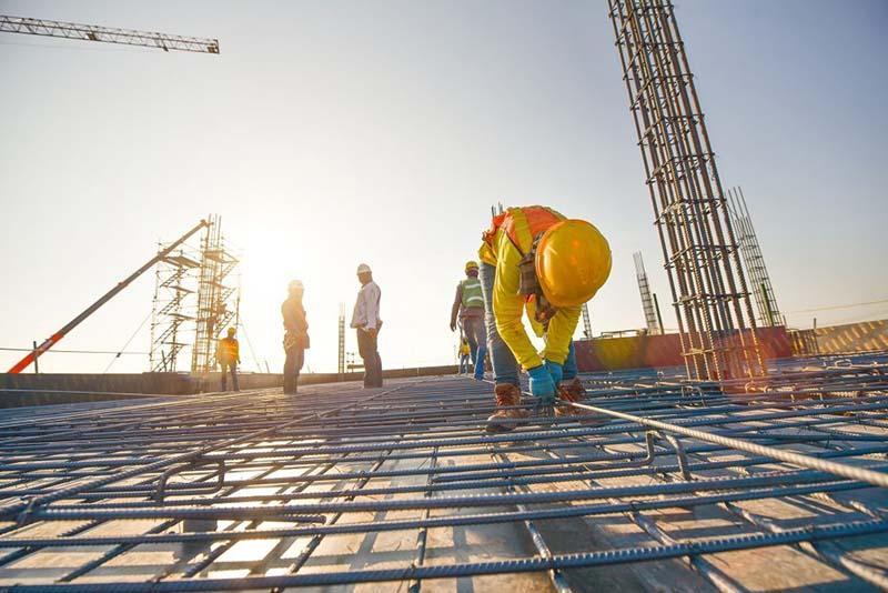 Construcción - Строительные работы -
