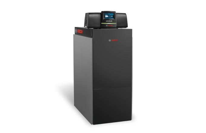 Bosch Gas condensing boilers - Condens 7000 F (75 - 600 kW) - Bosch Gas condensing boilers - Condens 7000 F (75 - 600 kW)