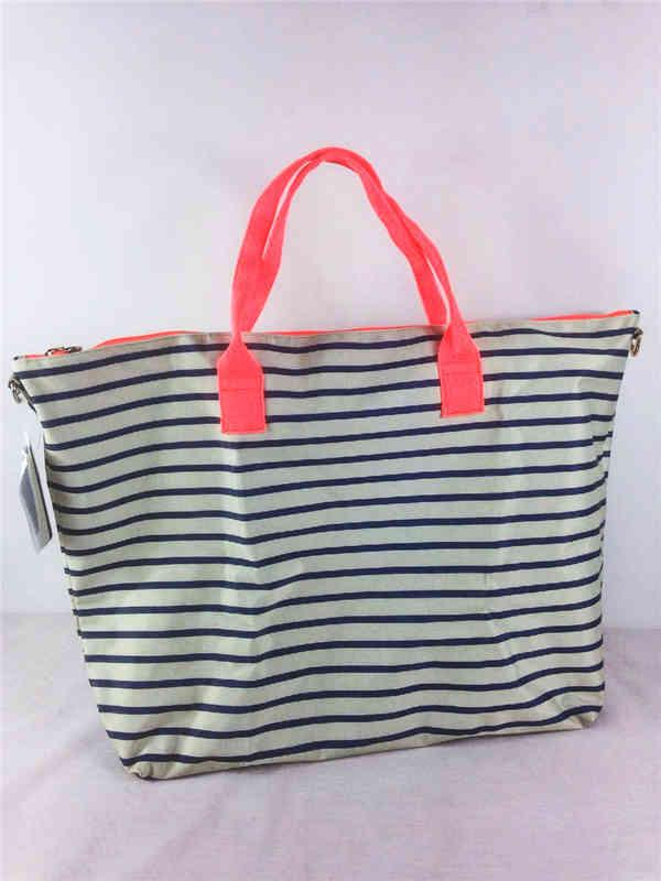 Washable polyester tote bag