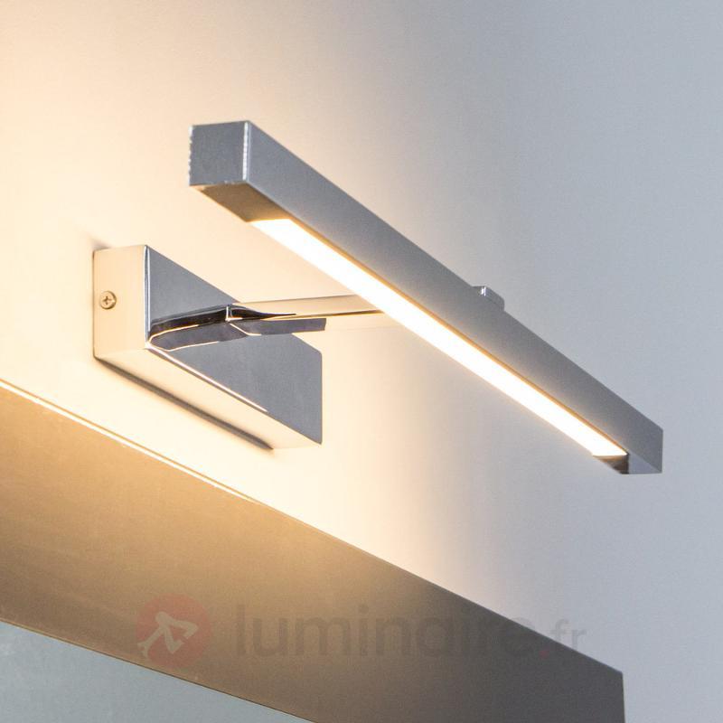 Lampe pour miroir moderne Lievan avec LED - Salle de bains et miroirs