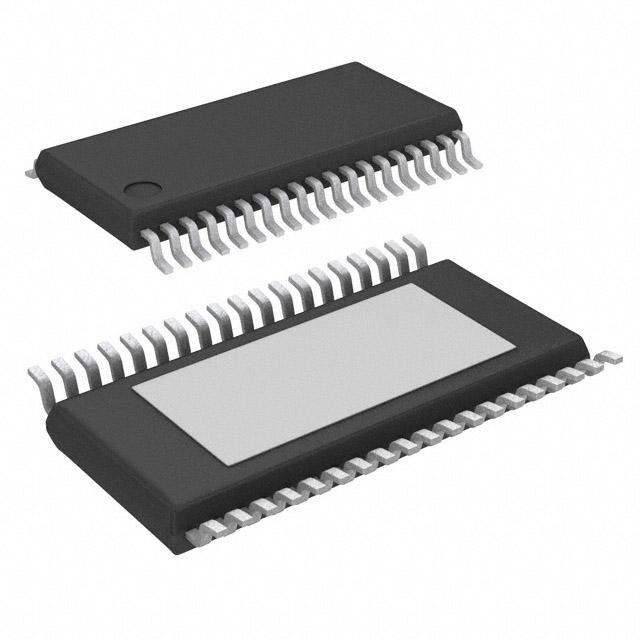 IC SERIAL TERM 8-LINE 38HTSSOP - STMicroelectronics SCLT3-8BT8