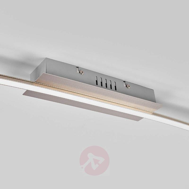 Minimalistic LED ceiling lamp Iven - Ceiling Lights