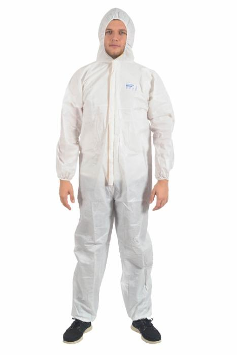 Protective Coverall Type: 5/6 - Type: 5/6 Protective Coverall