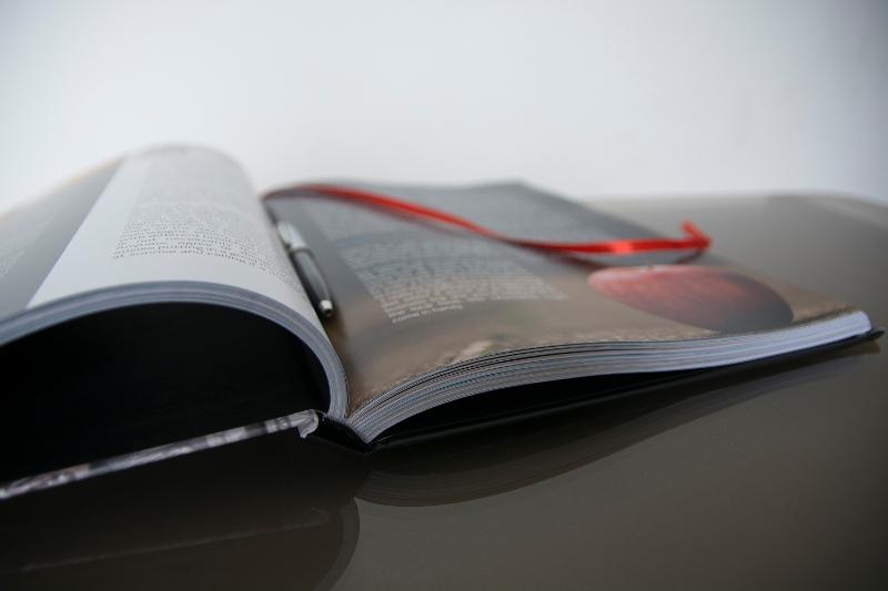 Big format Hardcover book - Hardcover book