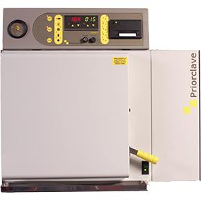 Benchtop Autoclaves - Compact 40 Vacuum Benchtop