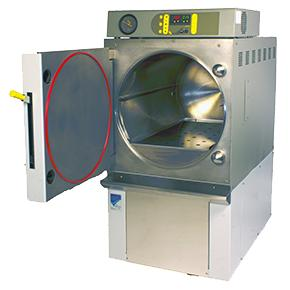 Front Loading Autoclaves - Front Loading 320L
