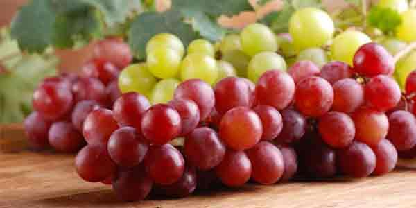 Grapes - Types: Superior grapes / Flame grapes / Red Globe grapes / Crimson grapes