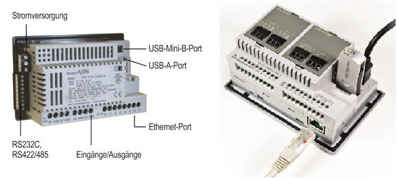 Speicherprogrammierbare Steuerungen - FT1A SmartAXIS