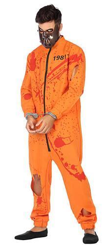 Prisonnier - Décoration et déguisements pour Halloween