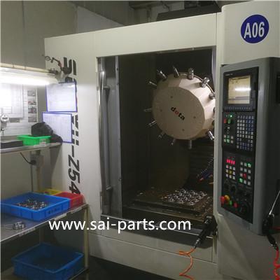 CNC Metal Processing -