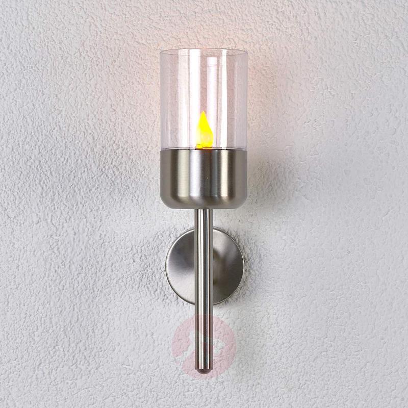 Atmospheric LED solar light Milli - Solar Wall Lights