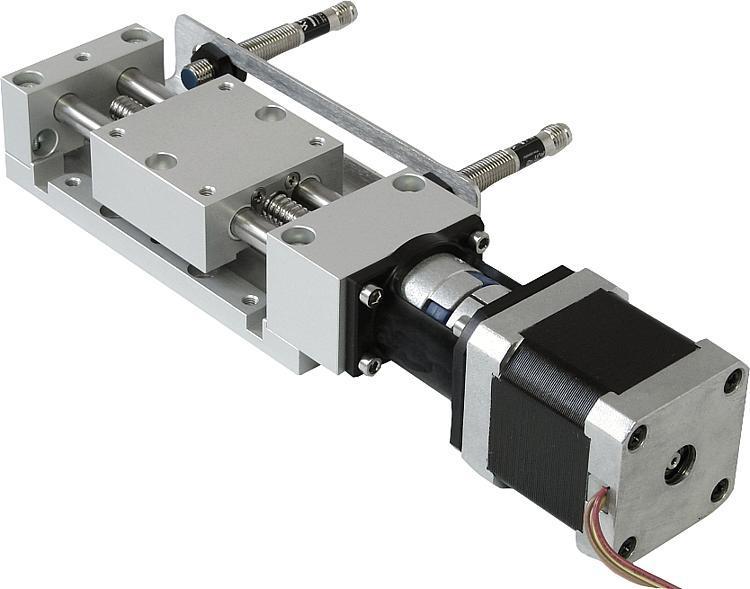 Support de capteur - Système de table de positionnement motorisée