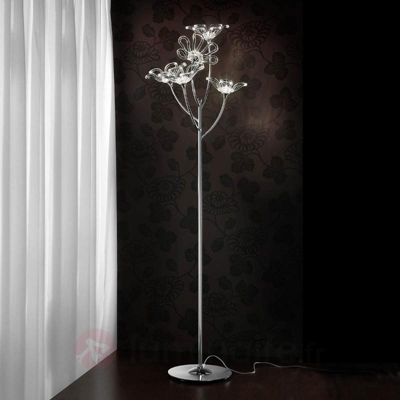 Lampadaire design Daisy à 5 lampes - Lampadaires design
