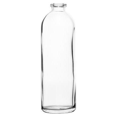 Flacon Tube - Verre 50-100 ml VTU