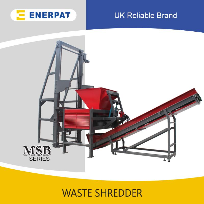 Medical Waste Shredder