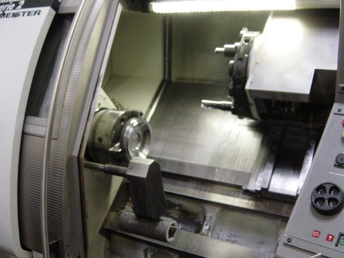 CNC-Drehteile - null