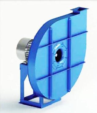 Ventilateur industriel haute pression - VAPC/N