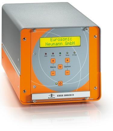 Ultraschall-Generator - EUROSONIC