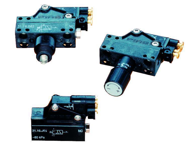 accessoires systemes - Vacuostats pneumatiques