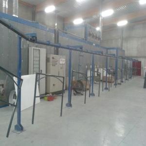 Herstellung von Metallteilen -