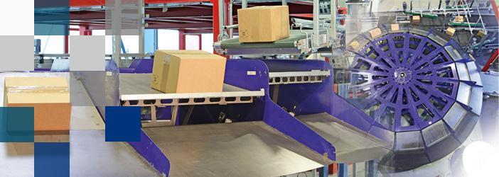 Parcel Handling - Airport Logistics