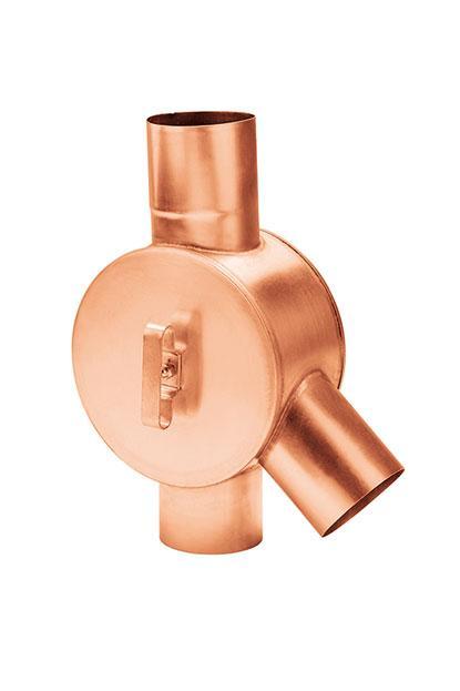 Wasserverteiler - Kupfer - Wasserverteiler