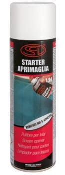 STARTER APRIMAGLIA - Pulitore per telai e rimuovi etichette