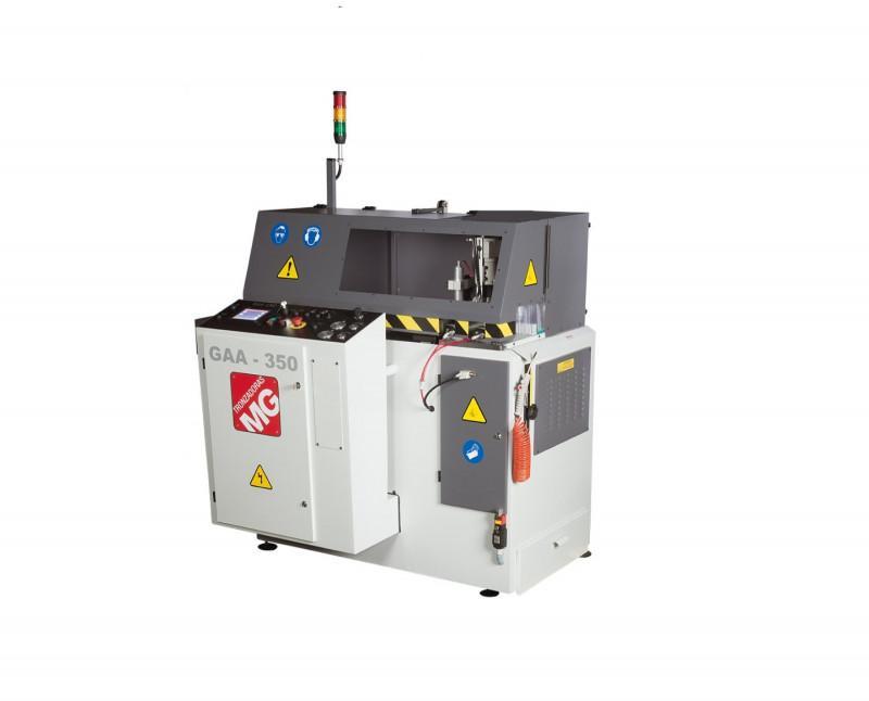 GAA-350-90°-CNC – Vollautomat - GAA-350-90°-CNC – Vollautomatische Aluminiumkreissäge