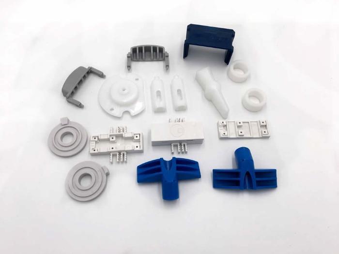 Pièces moulées par injection plastique - Pièces en plastique de moulage par injection de qualité en provenance de Chine