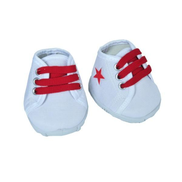 """Tennis Shoes """"White"""" (40cm) - null"""