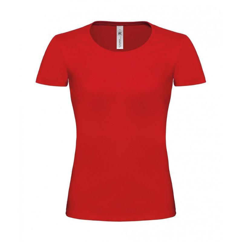 Tee-shirt femme ras de cou - Manches courtes