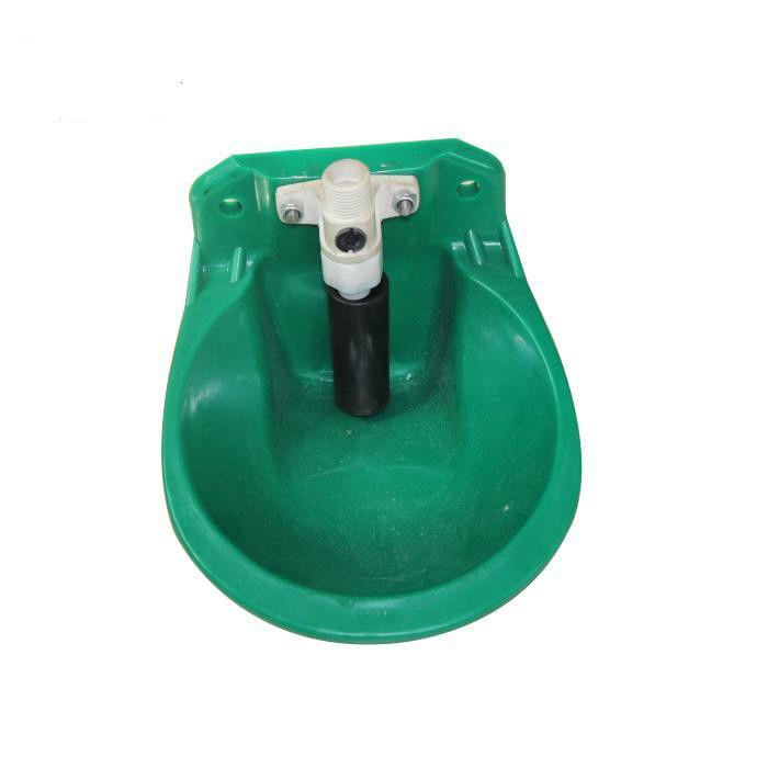 0.9L Cattle/horse  Drinking Bowls With pipe   - Horse and Cow Feeding Trough Drinking Bowl