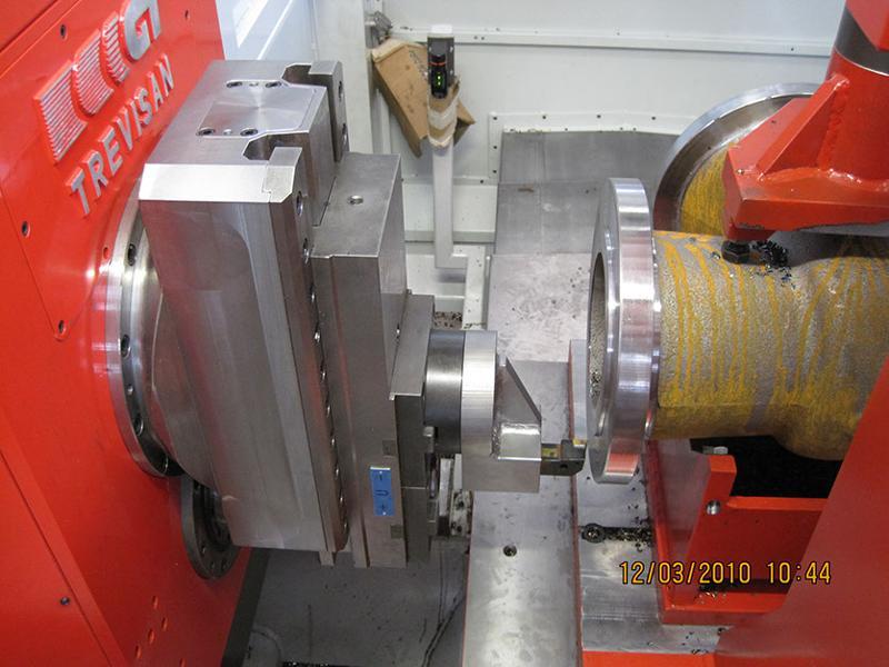 Centre d'usinage Trevisan DS450/130C - null