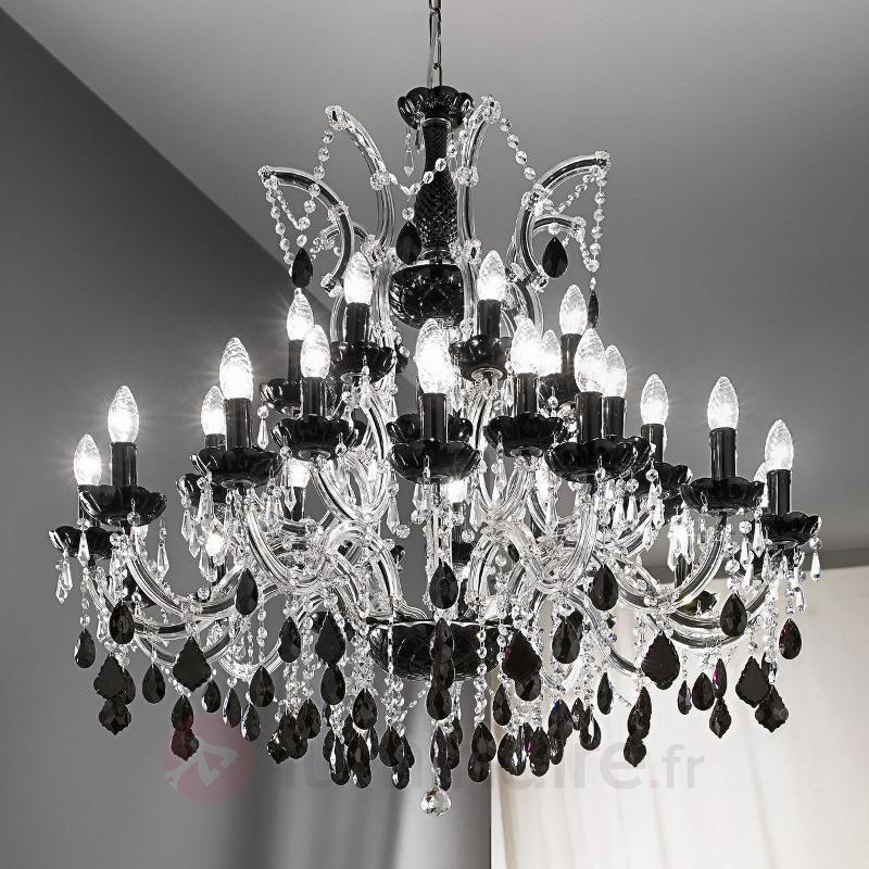 Lustre avenant Vienna Plus 35 lampes - Lustres designs, de style