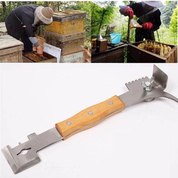 Multi-function beekeepers uncapping knife beekeeping tool - bee uncapping knife
