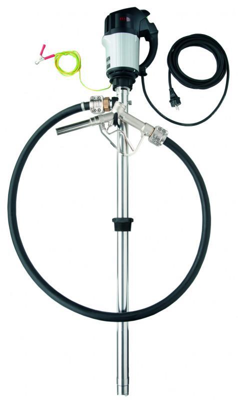 FLUX Pumpen-Set für leicht brennbare Medien - Für leicht brennbare Medien