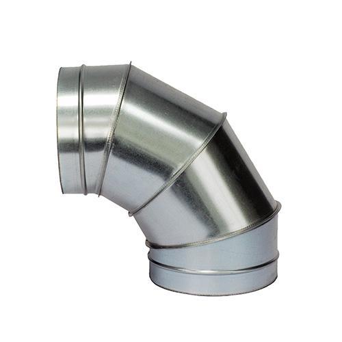 Segmented elbow KS