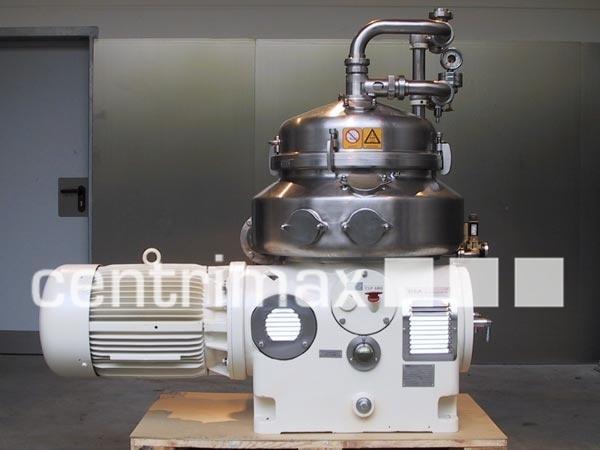 GEA Westfalia Nozzle Separator - HDB 50-06-006