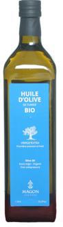 Huile d'olive BIO de Tunisie -