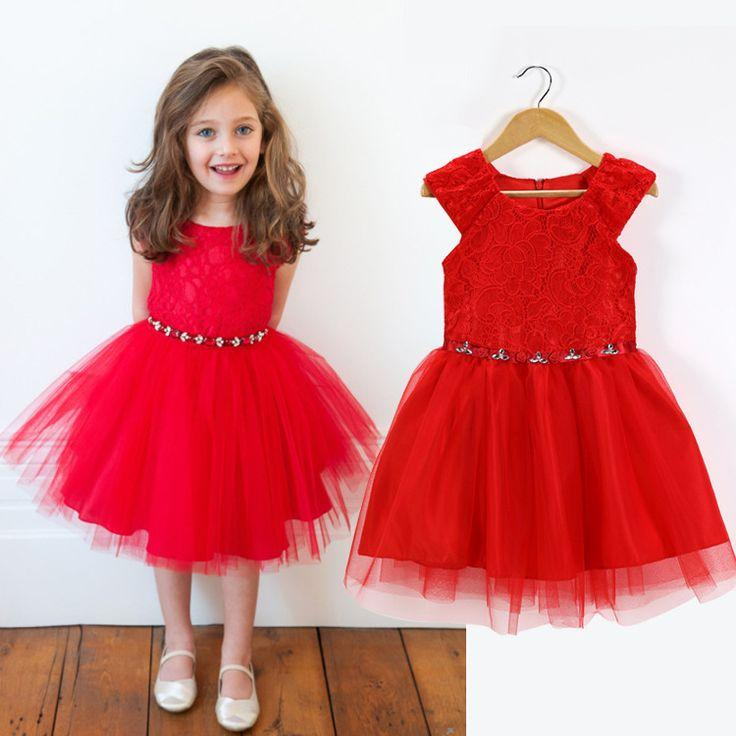 Lace Cocktail Dresses For Kids & Young Girls