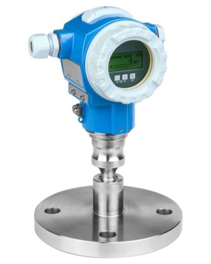 mesure pression - pression absolue relative cerabar PMP75