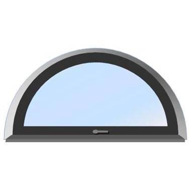 Plissees - Rundbogenfenster Auswählen