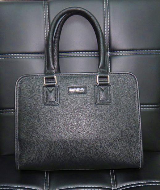 Baggo Bingo Men S Leather Handbag Custom Made Bags Purse