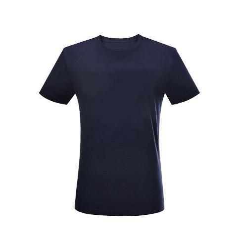 T-shirt manches courtes Lycra pour hommes - T-shirt col rond pour hommes
