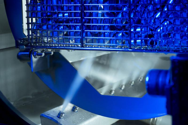 Spray Cleaning - null