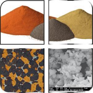 Polveri metalliche e additivi - null