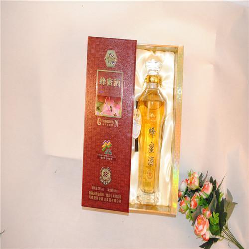 мед медовуха - 18 ° одна бутылка простой пакет