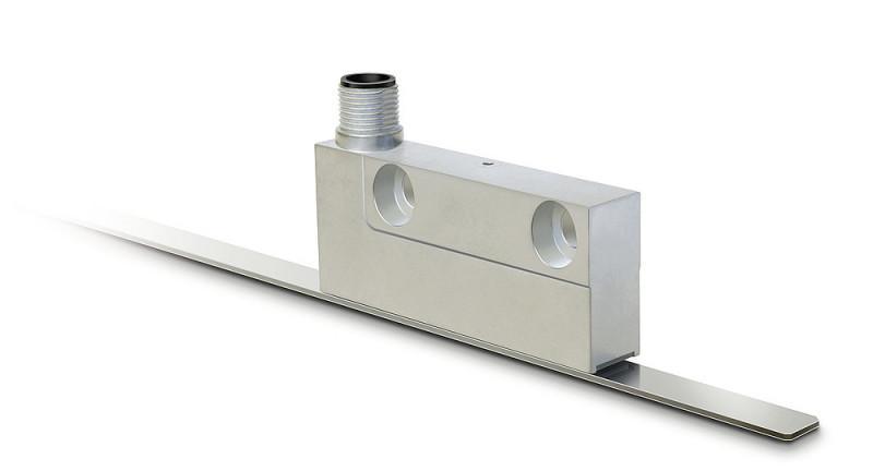 Magnetic sensor MSA111C - Magnetic sensor MSA111C, Absolute, high-resolution position capturing